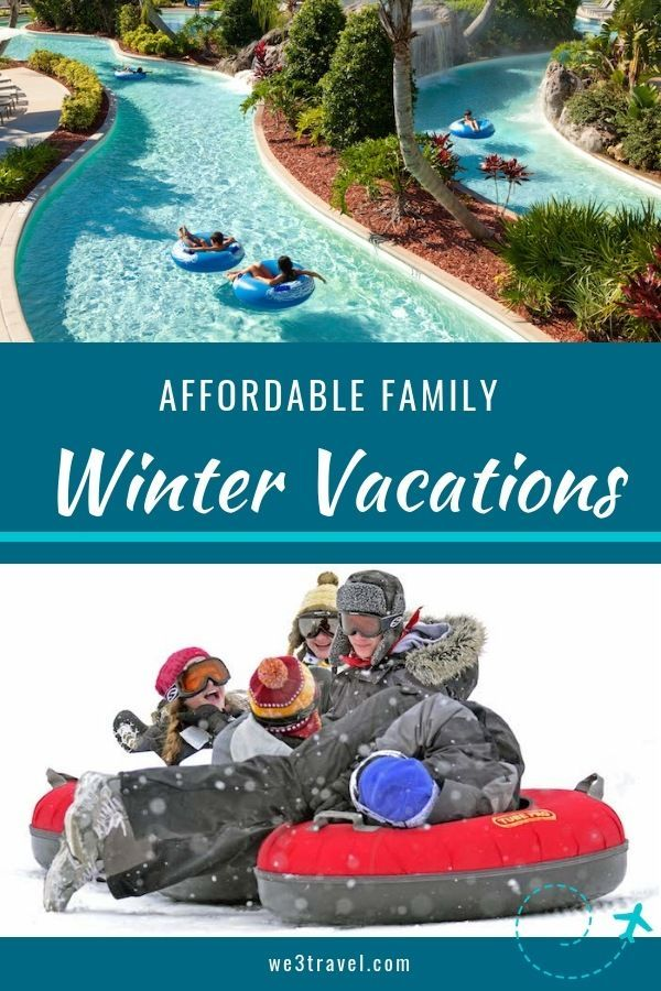 Cheap Family Winter Vacation Destinations In The U S Winter