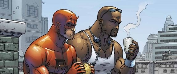 DAREDEVIL, IRON FIST, LUKE CAGE, DEFENDERS Headed to TV in Disney, Marvel-Netflix Deal  Guess I'll be getting Netflix!