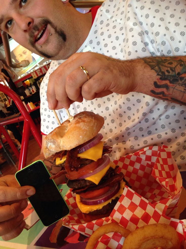The Heart Attack Grill, downtown Vegas, Las Vegas.