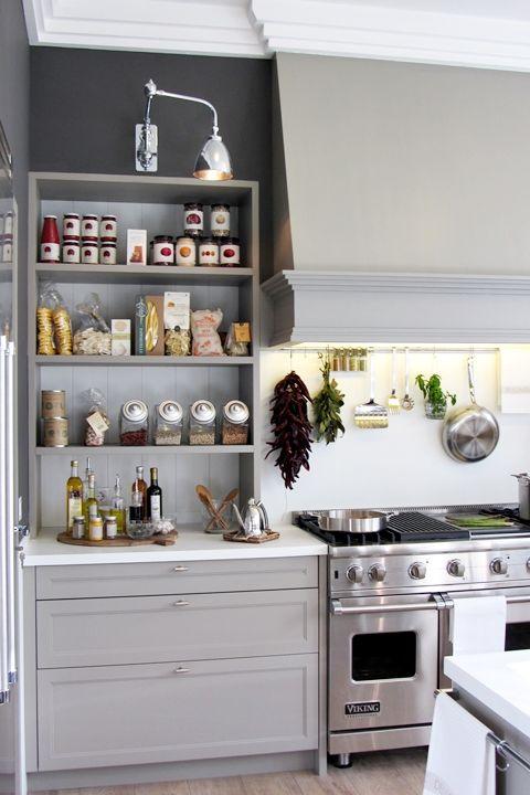 Structured kitchen | Daily Dream Decor