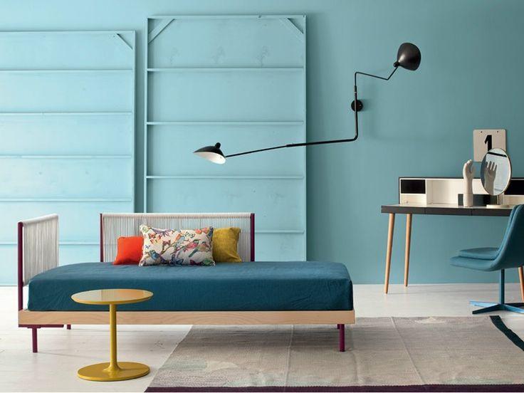 by Twils, cama simple design Studio Thesia Progetti, coleção Camaleo