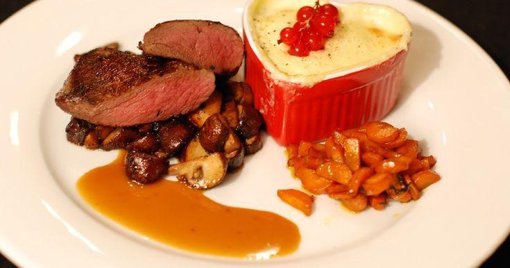 I Norge har vi tilgang på mye fantastisk kjøtt, og reinsdyr er en av dem. Dette er et magert, mørt og smaksrikt kjøtt fra dyr som går ute ...