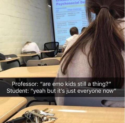 17 Edgy Gen Z Memes, die nur die Kinder verstehen …