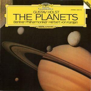 Gustav Holst / The Planets - Herbert Von Karajan And The Berlin Philharmonic, CD