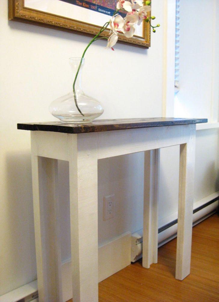 15 Wonderful Diy Console Table Design Ideas For Your Home Decor It S Diy Console Diy Console Table Diy Pallet Furniture