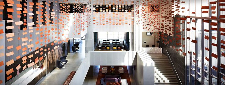 Hotel Realm (Barton) - Wedding / reception idea