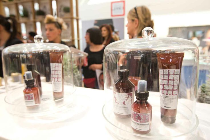 Davines' products at Cosmoprof Bologna 2014 - Nice and good... like a sweet!