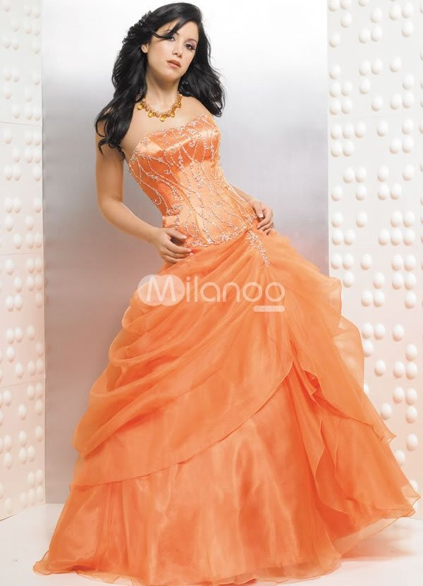 Euro Style Ball Gown