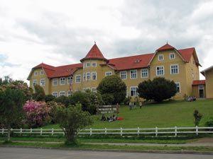 Colegio de Niñas San Miguel, Puerto Octay