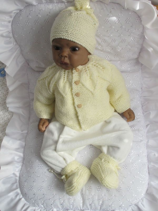 Awesome Feste Maschen Neugeborenen Hutmuster Gallery - Decke ...