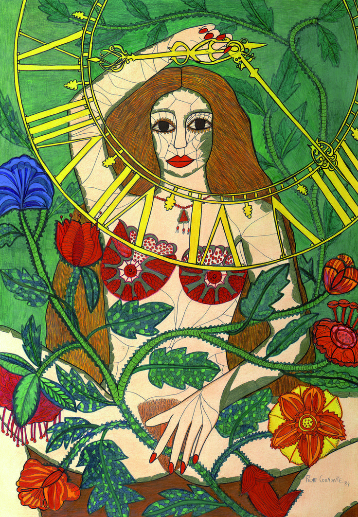 Jardín del Tiempo, 1984