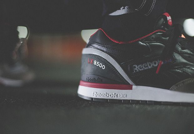 "Highs and Lows x Reebok LX 8500 ""10th Anniversary"""