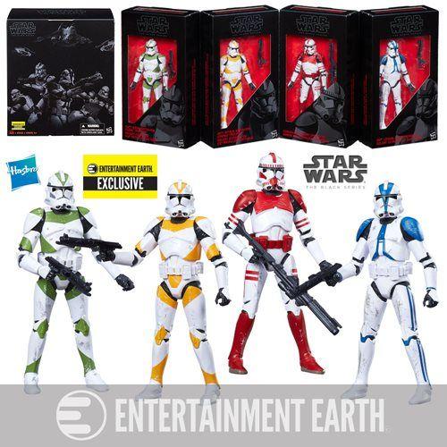 ToyzMag.com » Star Wars Black Series : un pack exclu pour Entertainment Earth