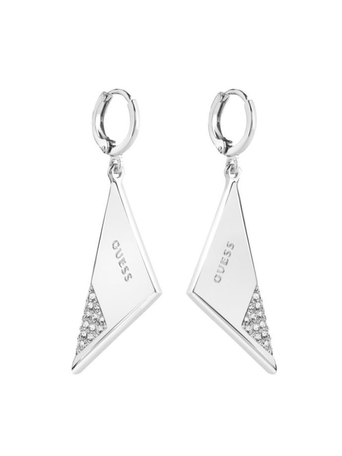 EUR49.00$  Buy now - http://vixlk.justgood.pw/vig/item.php?t=z4rtxe4059 - RHODIUM-PLATED TURN-OVER EARRINGS