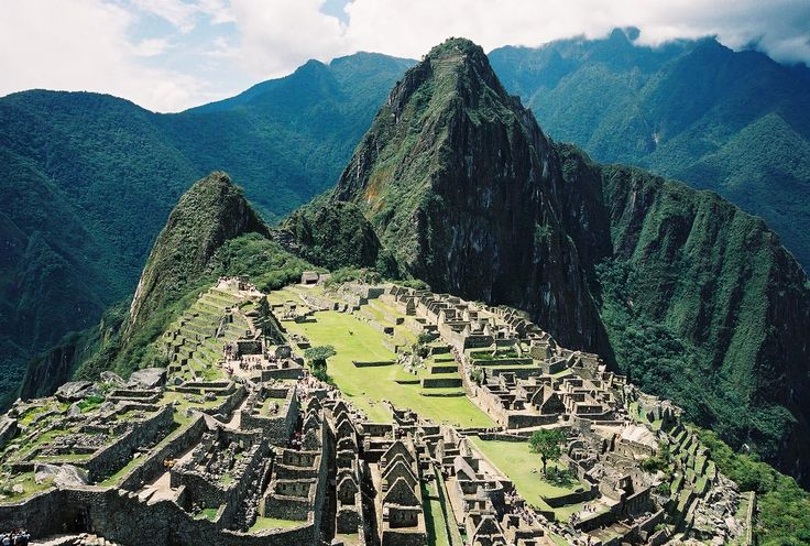 Imponente Machu Picchu. Acho que foi o lugar que mais me impactou até hoje.
