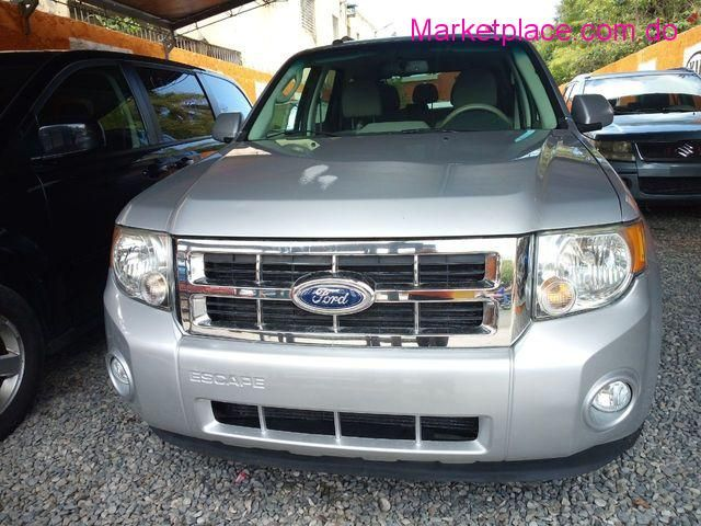 Ford Escape 2012 Carros Jeepetas Y Camionetas Santo Domingo