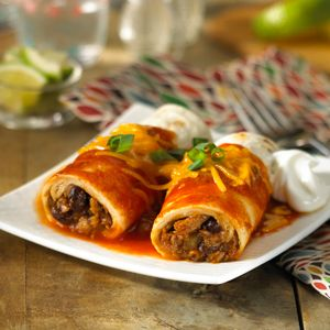 MorningStar Farms® – Easy Enchiladas