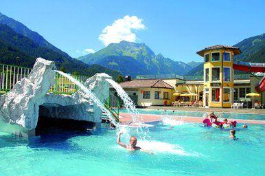 Freibad im Erlebnisbad Mayrhofen