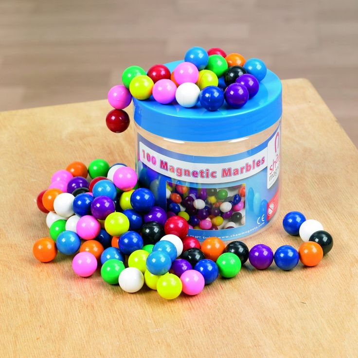 Coloured marbles marble diy kids toys