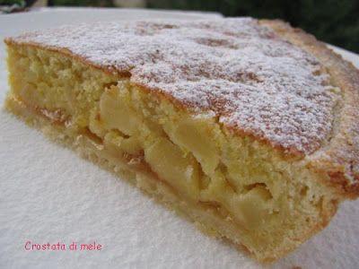 I Dolci di Pinella: Una torta di mele ….oppure è una crostata ?