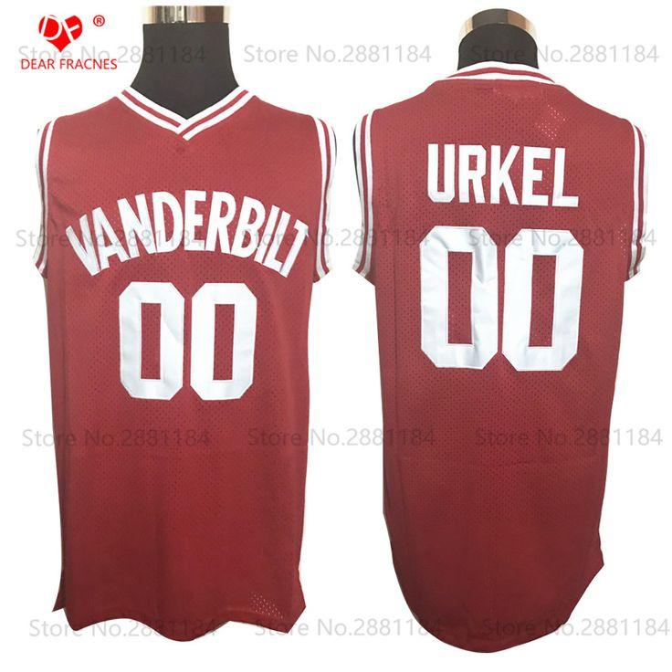 2017 Top Mens Cheap Basketball Jerseys #00 Steve Urkel Jersey Vanderbilt HS Basketball Jersey Family Matters Stitched Shirts