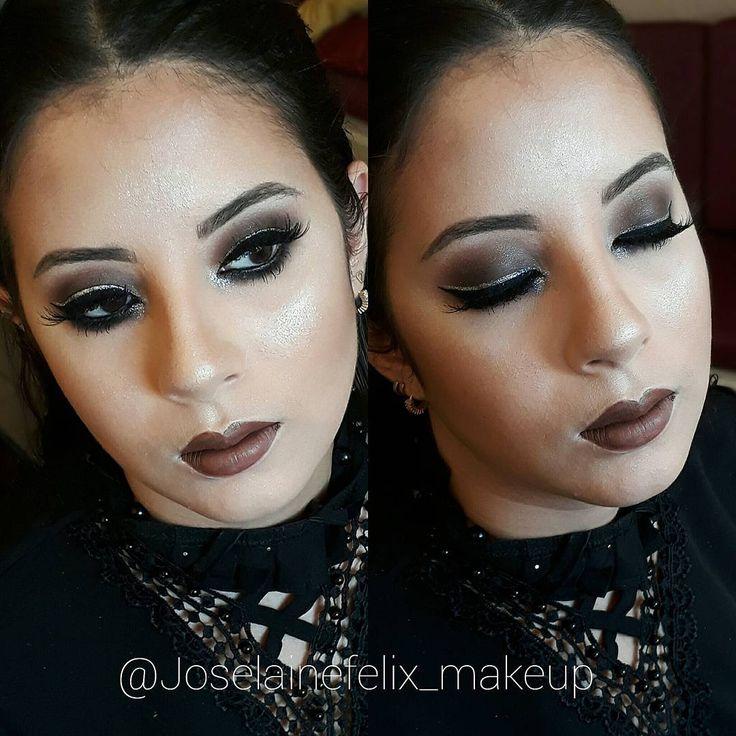 Um tiro no seu coraçao ! Marron com fita de glitter pisando na cara dazinimigas ���� . . . . . . .  #makeup #instamakeup  #cosmetics #TFLers #fashion #eyeshadow #lipstick #gloss #mascara #palettes #eyeliner #lip  #concealer #foundation #powder #eyes #eyebrows #lashes  #glue #glitter #crease #primers #base #beauty #esfumadonadiagonal  #make #maquiadora http://ameritrustshield.com/ipost/1551604285816838306/?code=BWIZ-CQFhii