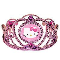 Hello Kitty Party Supplies - Hello Kitty Birthday - Party City  metallic tiara $ 2