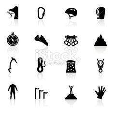 rock climbing symbols - Google Search