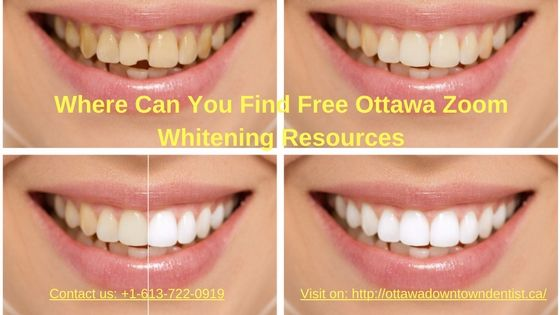Would you like to achieve a whiter, brighter smile in only 20 minutes?  Florence Dentistry now offers in zoom whitening Ottawa as part of its cosmetic dentistry services for patients in the Ottawa area. Zoom is a dentist-designed teeth whitening solution, for more details see- http://ottawa-downtown-dental-service.blogspot.ca/2016/12/where-can-you-find-free-ottawa-zoom.html