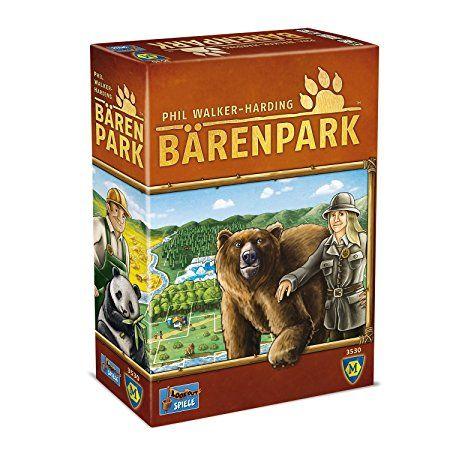 Lookout Games 22160089 - Bärenpark
