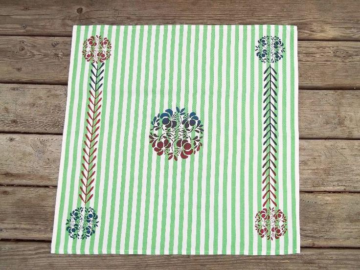 Stripes & Stripes tea towel!