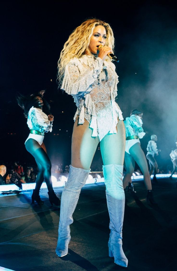 Beyoncè- The Formation World Tour at Gillette Stadium. Foxborough, Massachusetts Boston June 3rd, 2016