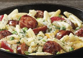 Smoked Sausage Alfredo...Perfect for #dinner tonight?  Click here for the #recipe: http://www.mymilitarysavings.com/recipes/smoked-sausage-alfredo