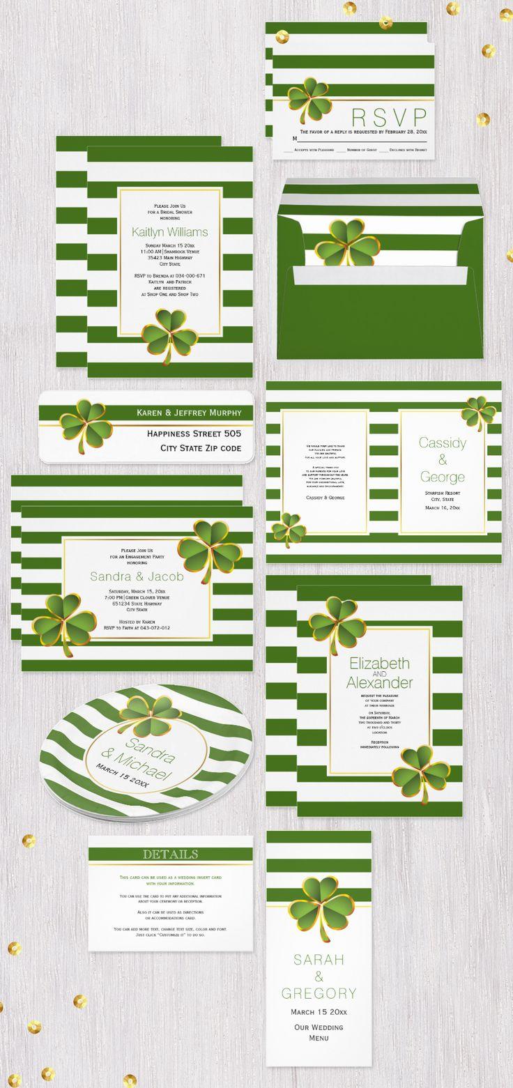 168 Best Wedding Invitation Suites Images On Pinterest Wedding