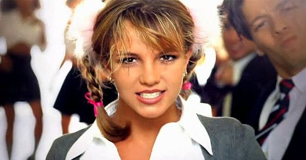 "Today marks the 16th anniversary of Britney Spears's very first single, "". . . Baby One More Time,"" and we can't help but wonder: where has the time gone? It seems like just yesterday we were tying up our shirts and learning all the dance moves"