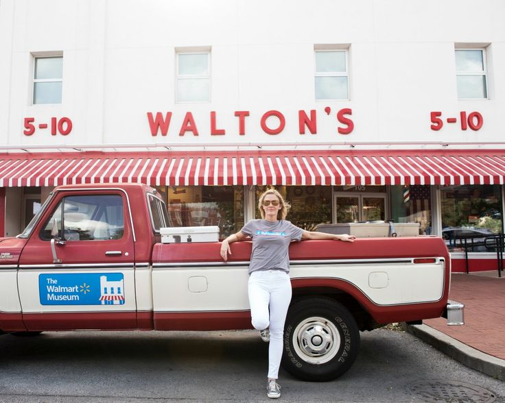 Bentonville, Arkansas, attracts business travelers from all over the world