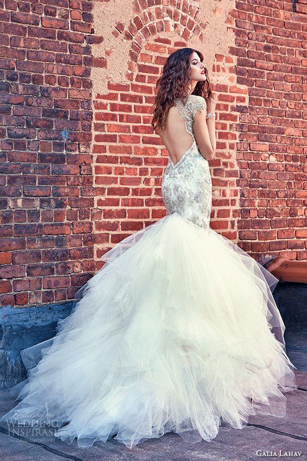 Galia Lahav Bridal Spring 2016 Wedding Dresses — Les Rêves Bohémiens Photo Shoot