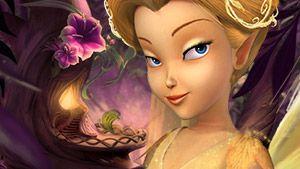 Královna Klarion  Královna Klarion je nejmocnější vílou v Hvězdné roklince. Nelze ji přehlédnout, protože má velká křídla, vílím prachem zdobený plášť a třpytivou čelenku. Je opravdovou vládkyní, která miluje všechny své vílí poddané.