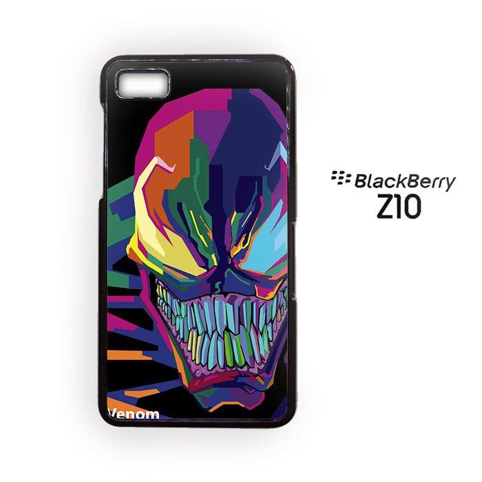 Venom Art for Blackberry Z10/Blackberry Q10 Phonecases