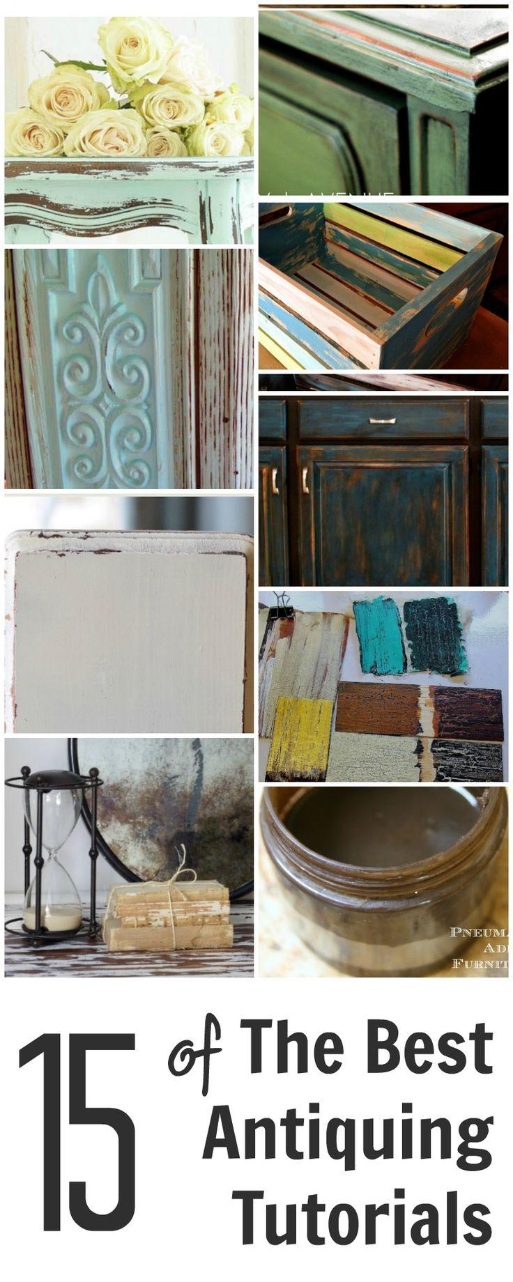 Best 25 Antique Painted Furniture Ideas On Pinterest