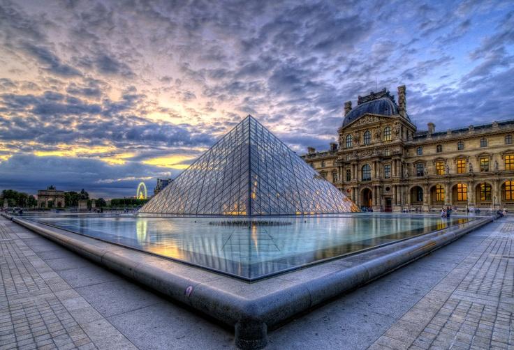 Louvre Museum, Paris (France)