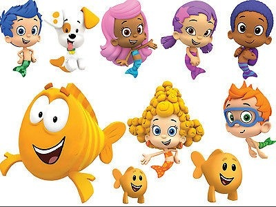 74 best Cakes - Bubble Guppies images on Pinterest | Anniversary ...