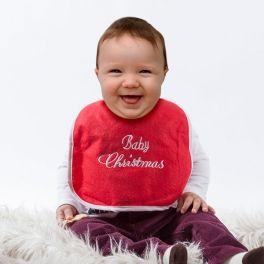 Babete para Crianças Baby Christmas