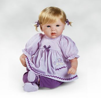 Looking For Baby Dolls That Look Real And Has A Weighted
