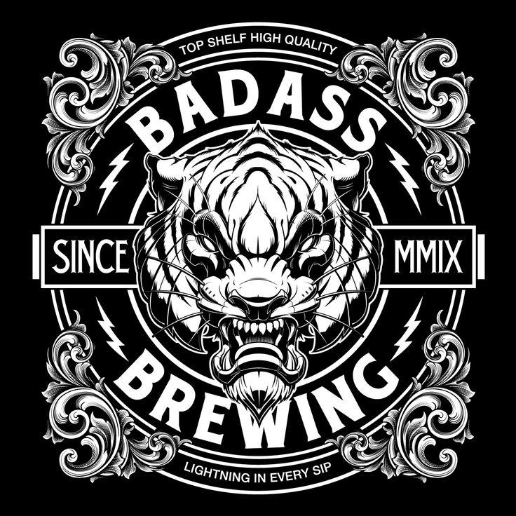 14 Best Badass Tshirt Design Images On Pinterest Badass
