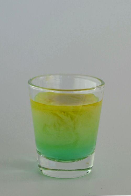 BOGEY SHOT - Sick of the same old shots? Raise the bar with a sweet little Bogey Shot.
