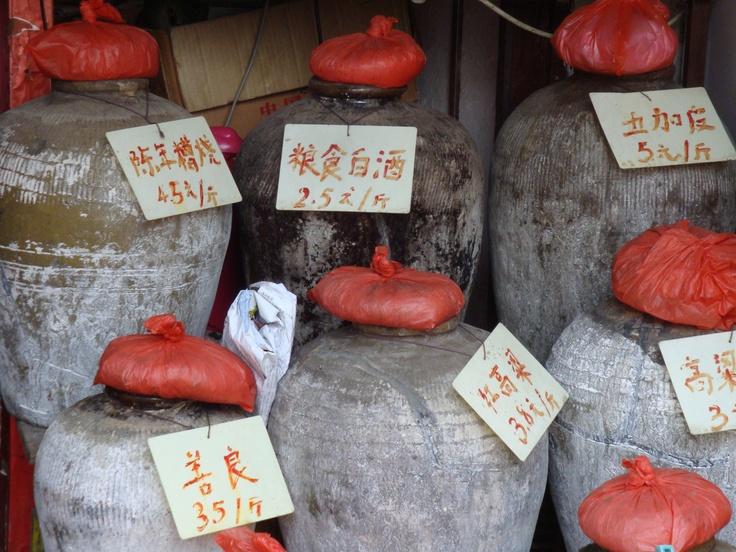 Shanghai, marché