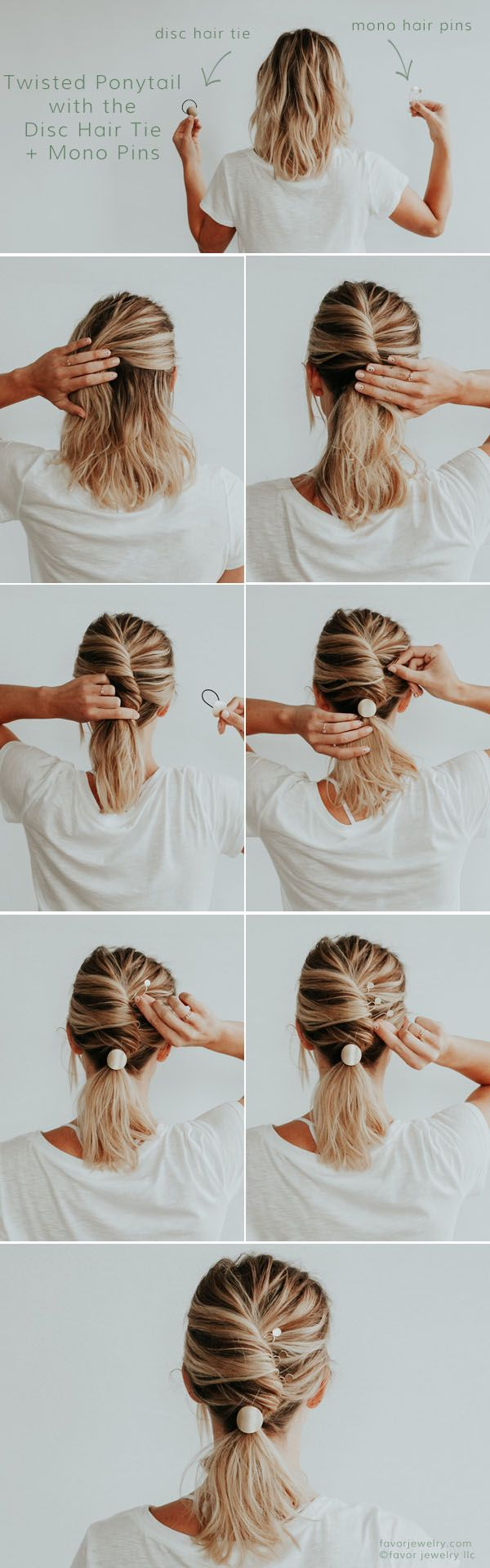 easy date night hair