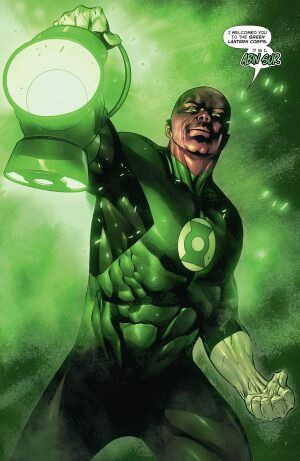 The return of Abin Sur! Hal Jordan and the Green lantern corps #9
