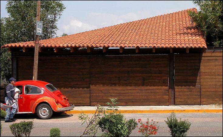 TAX | RAY | Valle de Bravo  Architect: Alberto Kalach  Development: X Architecture Workshop - 2004